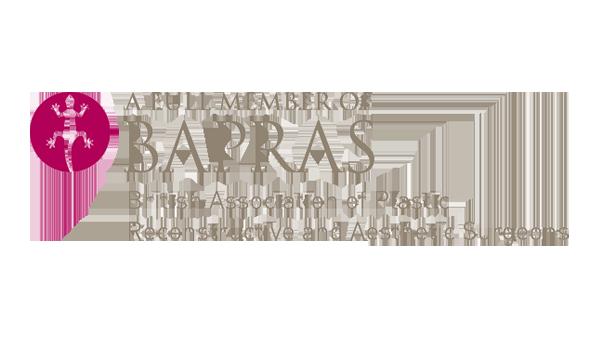 A full member of BAPRAS